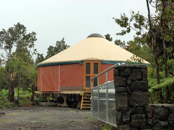 Yurts Of Hawaii Office